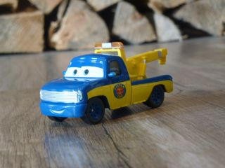 Mattel Disney Pixar Cars *Auto*Race Tow Truck Abschlepper*Piston Cup