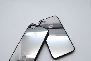 iPhone 4 Designer Audi Mirror Case A1 A3 A4 A5 A6 A7 A8 RS4 RS6 S Line