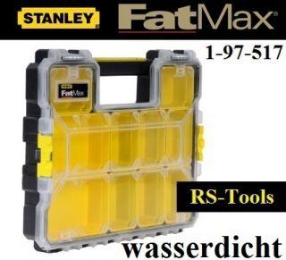DeWALT Stanley FatMax Organizer 1 97 517 Sortimentskasten