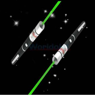 Powerful 5mW 532nm Astronomy Green Beam Light Laser Pointer Pen Class