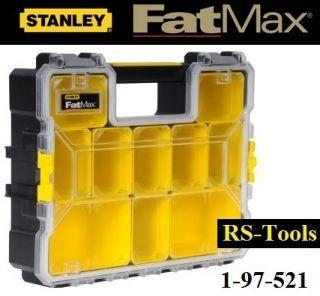 DeWALT Stanley FatMax Organizer 1 97 521 Sortierkasten