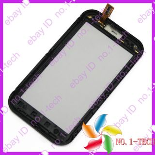 TOUCH SCREEN DIGITIZER +FRONT COVER MOTOROLA MB525 DEFY