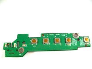 LED Power Start Board Butten HannStar 33ZL2LB0005 DAOZL2YB8B1 Acer