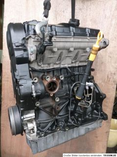 VW Passat 3BG Automatik 1,9 TDI Motor _ AVF _ 131PS 148000 Km Ohne