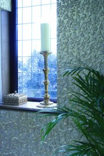 RD 1960 Lincrusta Acanthus Wallpaper 533mm x 10m RD1960
