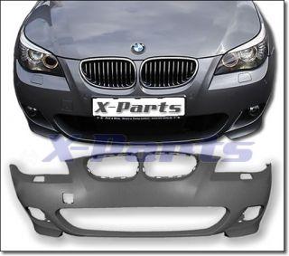 BMW 5er E60 M Look Stoßstange vorne 530d 535d Diesel