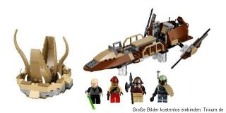 LEGO® 9496 STAR WARS   DESERT SKIFF™ NEU/OVP 5702014840904