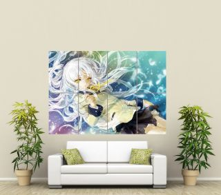 ANGEL BEATS AMINE MANGA CARTOON GIANT ART POSTER PICTURE PRINT ST554