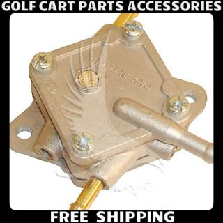 EZGO Golf Cart Fuel Pump TXT & Medalist (94 UP) 295/350cc Robin