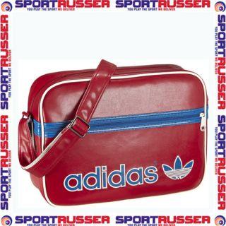 Adidas Adicolor Airline Bag red/dark royal