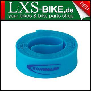 Schwalbe Felgenband PU 26 x 20 559 Reifen  Fahrrad  BIKE blau Rim