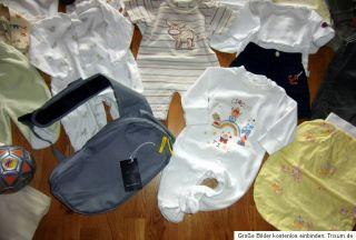 76 tlg Unisex Babypaket Erstausstattung Gr.50 68 TOP ZUSTAND! Fotos
