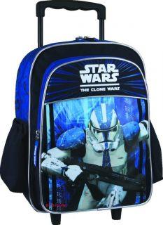 Star Wars CLONE Tasche Rucksack Trolley Reisetrolley
