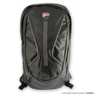 DUCATI Puma CORSE Team ´11 Rucksack Backpack MOTO GP schwarz NEU