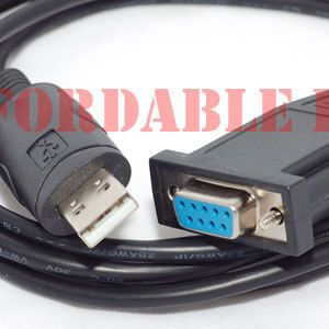 12 USB CAT cable Kenwood radio TS 480HX TS 570D TS 570s TS 480SAT TS