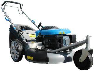 Rasenmäher Mulcher Big Wheeler 561 Trike Benzinrasenmäher * 2012