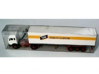 MB 1633 KSZ SAV Trasporti Nazionali 187 Roskopf 561 NEU ROS010