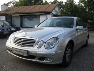 Mercedes Benz E 220 CDI Elegance KLIMA AUTOMATIK DPF SH