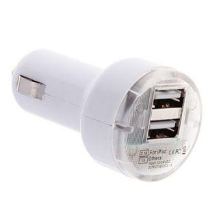 Dual Turbo USB KFZ Auto Ladegerät Samsung Galaxy S2 i9100 i9000 i9003