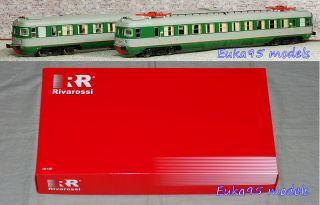 RIVAROSSI HR2181   COPPIA ELETTROMOTRICI ALe 601 048 E Le 601 023 HO