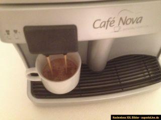 SAECO CAFE NOVA wie VIENNA Kaffeemaschine Kaffeevollautomat