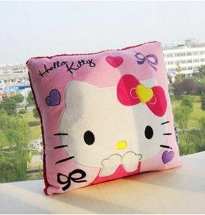 Neu Hello Kitty Kissen Sitzkissen Cushion Pillow Plüschtiere 35CM x