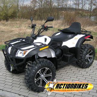 XY500 4x4 QUAD ATV mit 3 PERSONENZULASSUNG MÖGLICH MIT