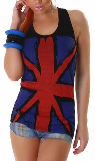 Sexy Damen Top Oberteil Shirt T Shirt Sommer Top in 7 Farben Onesize