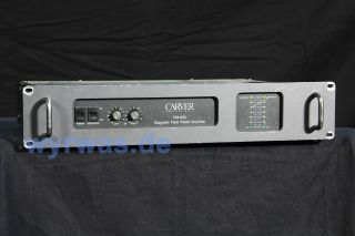 Carver PM600 PM 600 Power Amplifier Endstufe