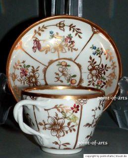Alt Wien Tasse Biedermeier 1770  Royal Vienna Austria cup & saucer