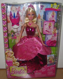 Barbie als Blair V6827 Die Prinzessinnen Akademie Neu & OVP