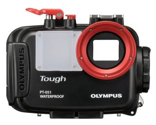 PT 051 water proof case Deep sea photography for TG 610 TG 615 TG 810