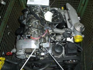 Mercedes Benz Motor Diesel OM 611 961 200 CDI 75 kW 102 PS Turbo