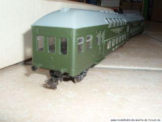 PIKO Preso 5452531/426/00045 Doppelstockwagen Doppelstockwagon in der