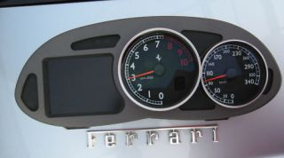 Ferrari Tacho Cockpit Instrument Cluster Dash Board 612