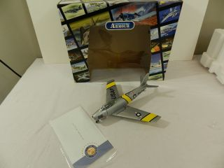FRANKLIN MINT NORTH AMERICAN F86 SABRE LADY FRANCIS MODEL B11B925 NIB
