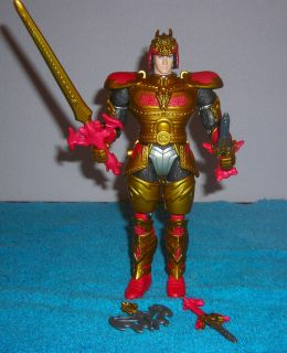 POWER RANGERS MYSTIC KNIGHTS ROHAN 9 ACTION FIGURE
