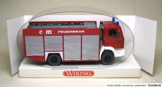 Iveco EuroFire Rüstwagen Feuerwehr 623 01 1995 2001
