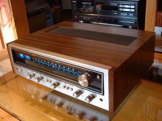 Top überholter Pioneer SX 636 Stereo Receiver Verstärker
