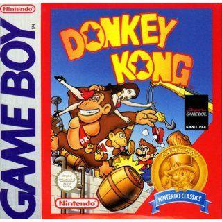 Donkey Kong für Nintendo Gameboy auch für Advance und Color