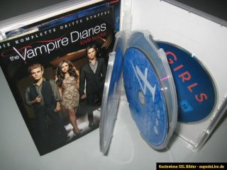 The Vampire Diaries Season 3 Die Komplette Dritte Staffel   5 DVDs