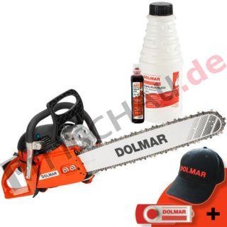 DOLMAR PS 630 Motorsäge / Kettensäge 45cm Sondermodell baugleich mit