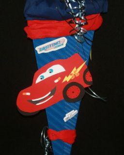 HAMMER Cars Lightning McQueen Schultüte *UNIKAT* NEU