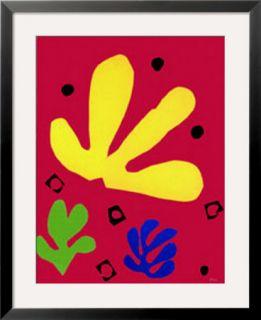 Henry Matisse (Framed) Posters