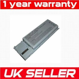 BATTERY FOR DELL LATITUDE D620 D630 D631 PC764 NT379 0886709350390