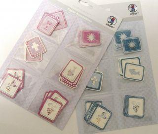 Papier Accessoires Kommunion Konfirmation Kartengestaltung