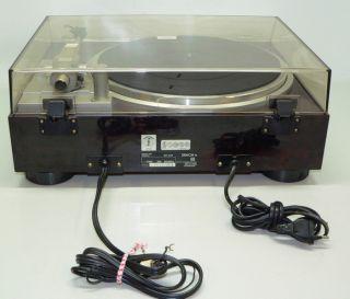 High End Turntable mit Denon System von 1985 Rosewood (653)