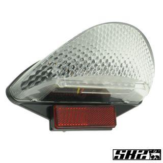 STR8 Ruecklicht LED m ABE Yamaha Aerox MBK Nitro Generic Explorer