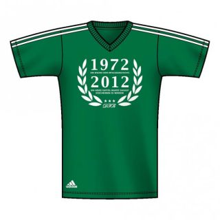 Adidas DFB T Shirt Graphic Tee 5566