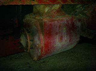 motor ihc 744